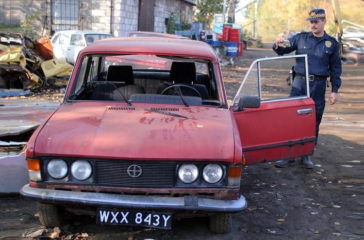 Polacy nie złomują aut…