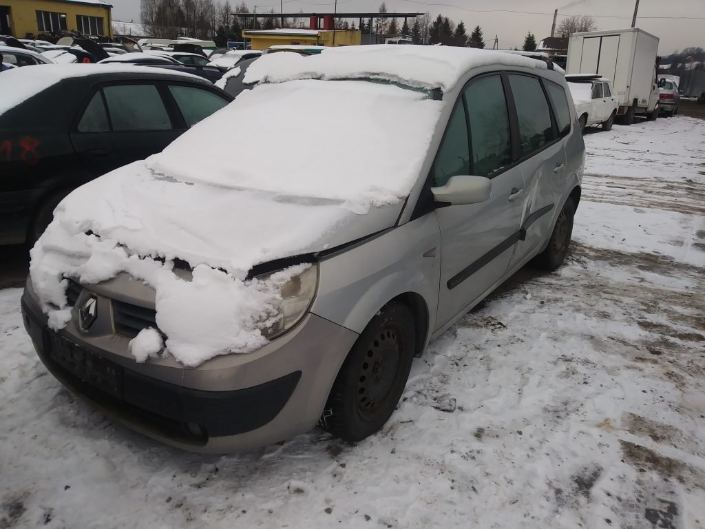 Renault Scenic II Grand