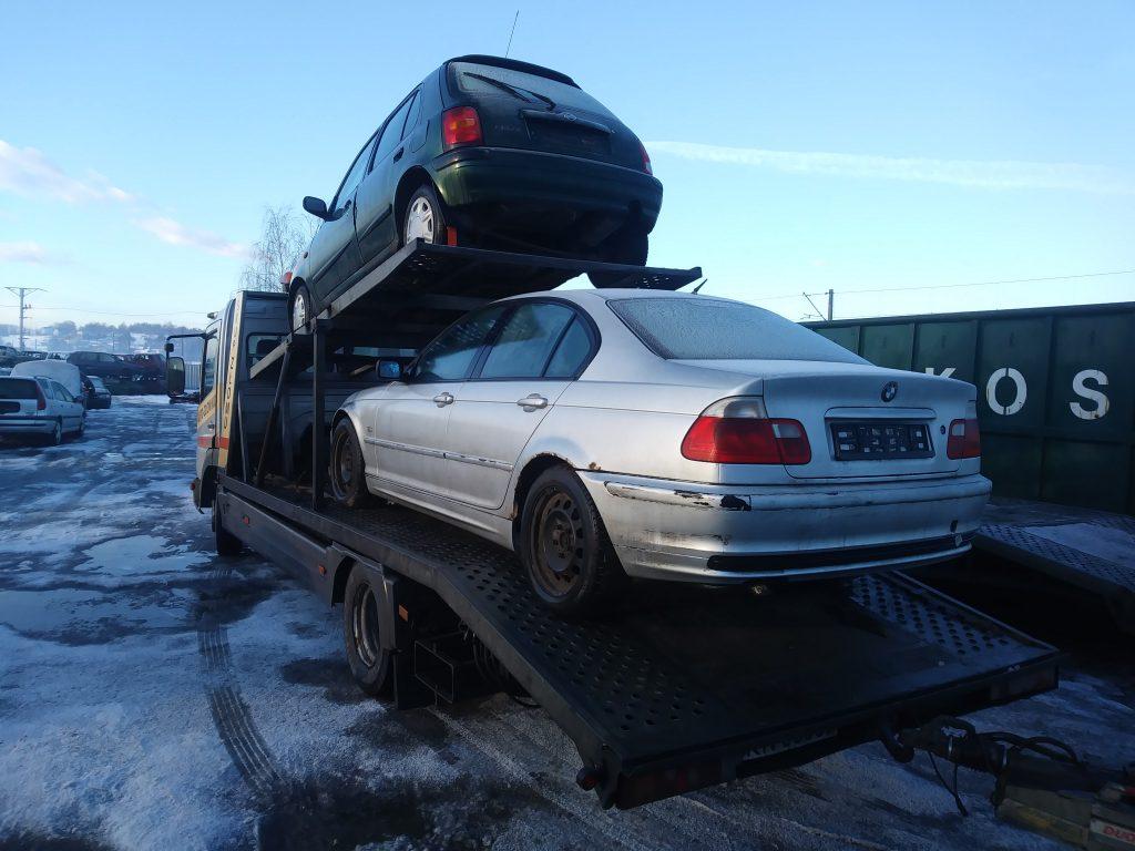 BMW E46,  Micra K11