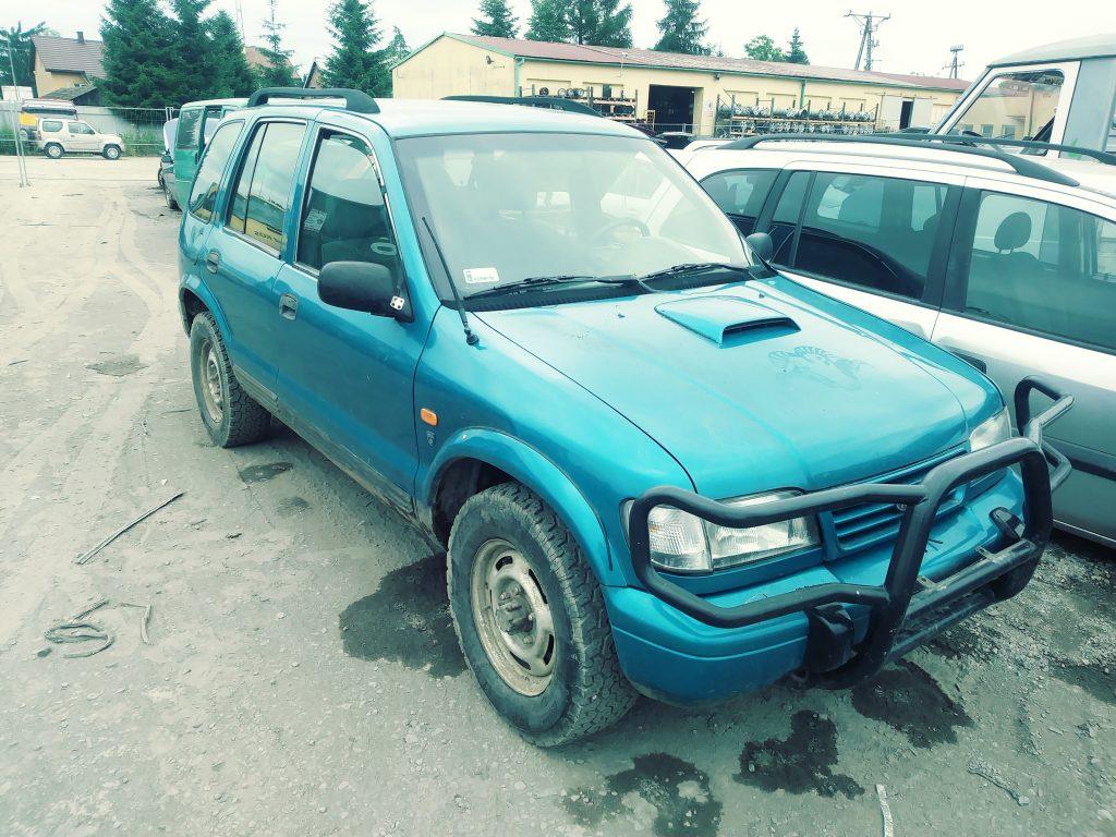 Kia Sportage I