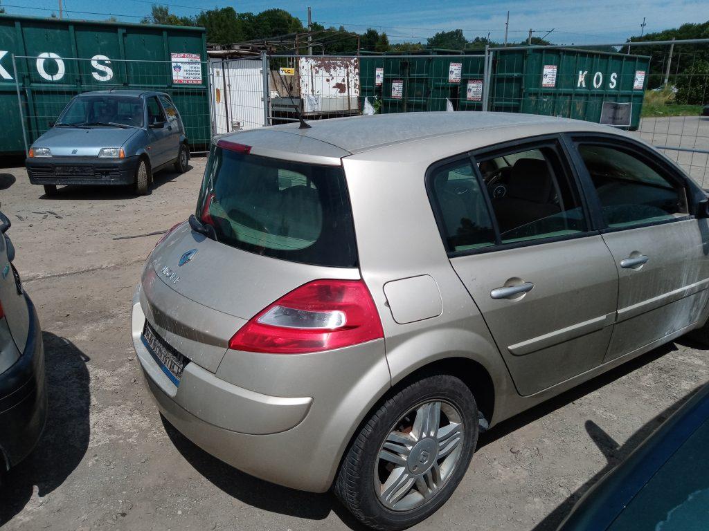 Renault Megane II FL