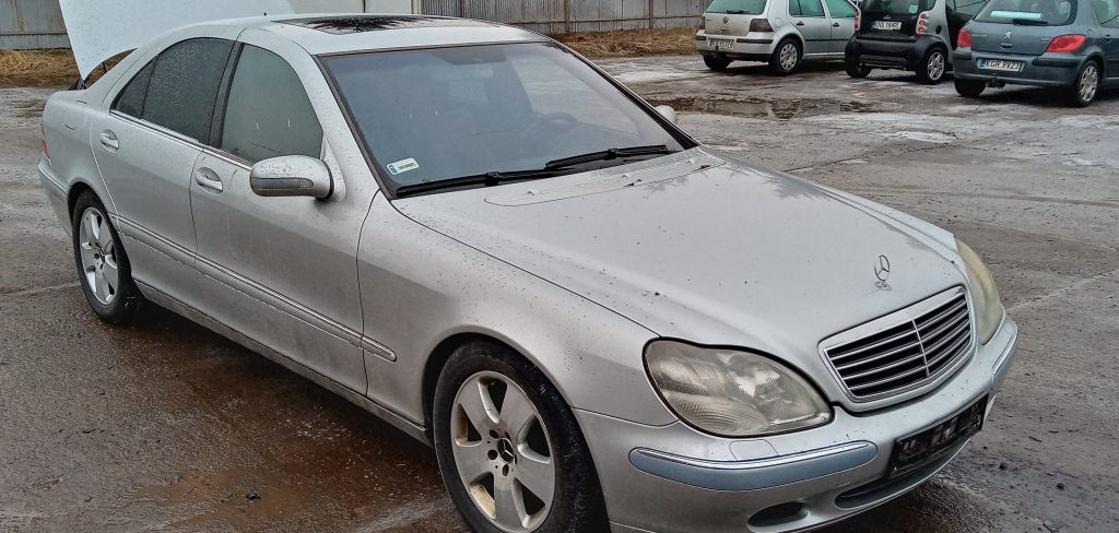 Mercedes Benz S 400